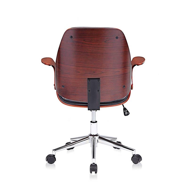 My Sit Design Burostuhl Drehhocker Sadie In Schwarz Braun My Sit
