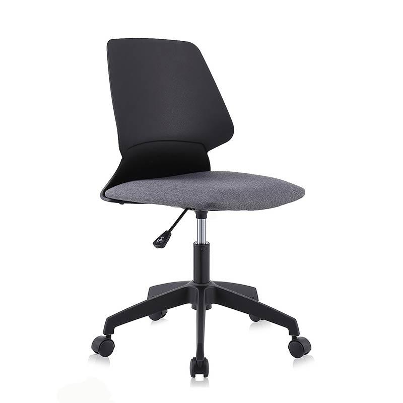 Chefsessel-Schreibtischstuhl-Drehstuhl-Design-Stoff-Stuhl-Schwarz-grau-my-sit-eu