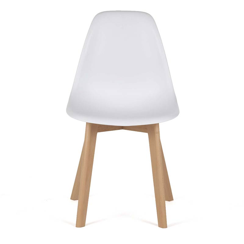 My sit retro stuhl design stuhl beez me weiss my sit for Esszimmerstuhle bequem