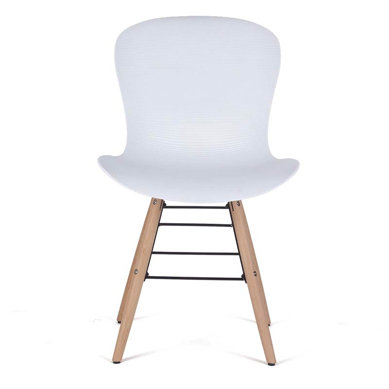 My sit retro stuhl design stuhl neya weiss my sit for Esszimmerstuhle bequem