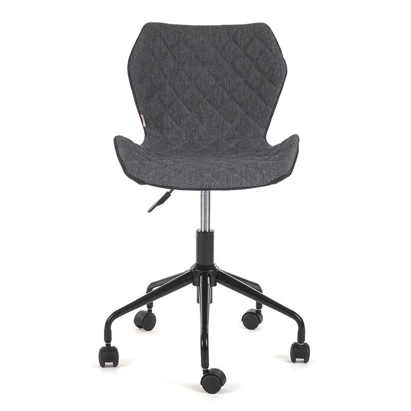 Ino-Arbeitshocker-Drehstuhl-Burostuhl-Arbeitsstuhl-Drehocker-my-sit-grau-schwarz