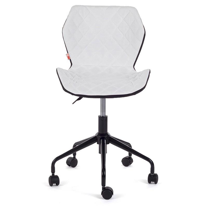 Ino-Arbeitshocker-Drehstuhl-Burostuhl-Arbeitsstuhl-Drehocker-my-sit-weiss-schwarz