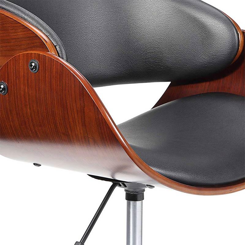schwarz-braun-Hazel-Design-Stuh